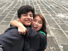 Primo x George on The hows of us 💞 Love Couple, Couple Goals, Daniel Johns, Daniel Padilla, John Ford, Kathryn Bernardo, Queen Of Hearts, Pinoy, No One Loves Me