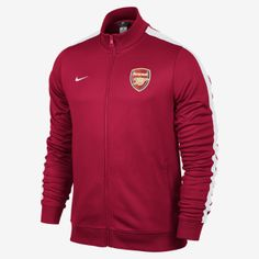 ARSENAL FOOTBALL CLUB AUTHENTIC N98
