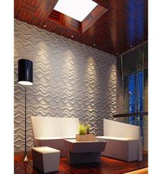Decorative Wall Panels/Paintable Plant Fiber Design/Textured Eco Friendly Modern Wall Decor for TV Walls/Bedroom/L. 3d Wall Tiles, Decorative Wall Tiles, Textured Wall Panels, 3d Wall Panels, Tv Wall Decor, Modern Wall Decor, Wall Panel Design, Bedroom Wall, Interior Decorating