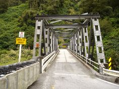 One of the many, many one lane bridges of NZ Sense Of Place, Pacific Rim, Wine Recipes, West Coast, New Zealand, Road Trip, Scenery, Explore, World