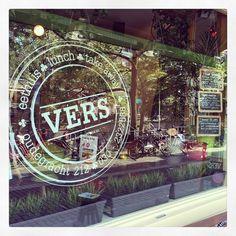 Eethuis VERS. Hotspot in Utrecht! http://www.mytravelboektje.com/?p=328