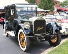 1921 Pierce-Arrow Model 32 seven passenger sedan | Flickr - Photo Sharing!