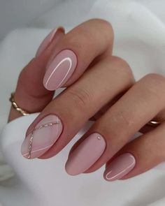 36 Pinterest Nails Wedding Ideas You Will Like ❤ pinterest nails pink minimal with glitter elinanailsart #weddingforward #wedding #bride #pinterestnails #weddingbeauty Blush Pink Nails, Pink Wedding Nails, Glam Nails, Hot Nails, Pretty Short Nails, Fingernail Designs, Bride Nails, Luxury Nails, Minimalist Nails