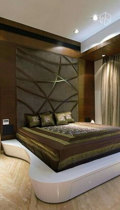 Cheap And Easy Cool Ideas: Contemporary Interior Flooring classic contemporary bedroom.Contemporary Home With Courtyard contemporary rustic chic.Contemporary Home With Courtyard. Master Bedroom Design, Home Bedroom, Bedroom Wall, Bedroom Decor, Bed Room, Bedroom Ideas, Home Office Layouts, Bedroom Layouts, Contemporary Bedroom