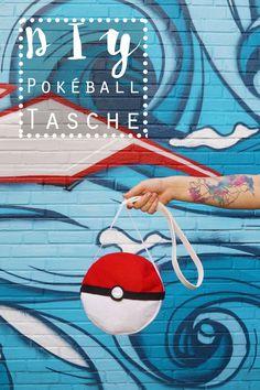 DIY - Pokéball-Tasche