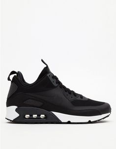 Nike / Black Air Max 90 Mid