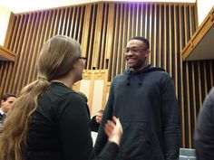 At six feet nine inches tall, Latter-day Saint Jabari Parker stands out from the crowd. And it's not only because of his height. It's because of his faith and the way he's chosen to live his life, which often goes against what is typical of those in professional sports.