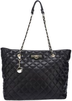 What I got for my birthday. : ) Dkny quilted leather tote on shopstyle.com