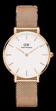 Daniel Wellington Watches Classic Petite Melrose watch (white)