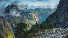 Vesper Peak WA [4876x2743]