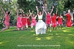 Resultado de imagen para fotos de novias con sus damas