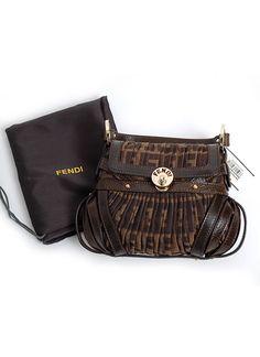 93e8efb53f90 HEMLOCK VINTAGE CLOTHING   Fendi Purse Never Used with Tags Fendi Purses
