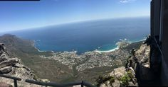 View from table mountain Table Mountain, Water, Outdoor, Gripe Water, Outdoors, Outdoor Games, The Great Outdoors