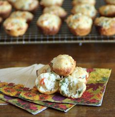 Caprese muffins.  Must try!