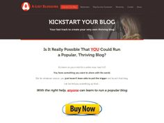 ① Kickstart Your Blog Program - http://www.vnulab.be/lab-review/%e2%91%a0-kickstart-your-blog-program