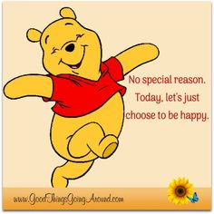Wise words ftom the wise old bear, Winnie The Pooh Winnie The Pooh Pictures, Cute Winnie The Pooh, Winnie The Pooh Nursery, Winnie The Pooh Friends, Cute Quotes, Happy Quotes, Positive Quotes, Happiness Quotes, Smile Quotes