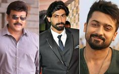 Suriya lends voice for 'Ghazi' for free  #GhaziAttack #Suriya #Chiranjeevi #Tollywood