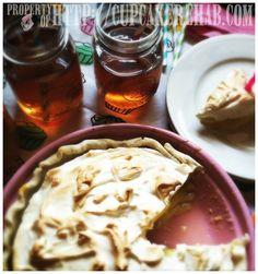 Cupcake Rehab - The best lemon meringue pie ever!