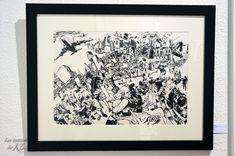 http://lesinstantanesdekloe.fr/expo-kim-jung-gi-paris-2016/ Expo-Kim-Jung-Gi-04-signé