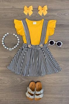 22 Ideas Baby Girl Outfits Little Little Girl Outfits, Cute Girl Outfits, Toddler Girl Outfits, Baby Girl Dresses, Kids Outfits, Baby Outfits, Toddler Dress, Baby Girl Fashion, Toddler Fashion
