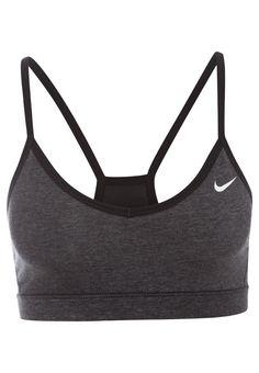 Nike Performance VICTORY - Sport-BH - black heather - Zalando.de
