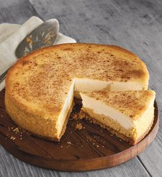 Find pumpkin gifts and gift baskets from Harry & David! View our pumpkin flavored desserts like cheesecake, pumpkin pie, drinks, cupcakes, cookies and more. Pumpkin Pie Cheesecake, Cheesecake Recipes, Dessert Recipes, Desserts, Pumpkin Recipes, Fall Recipes, Mini Cakes, Cupcake Cakes, Cupcakes