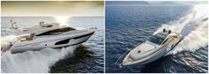 Two absolute premières for the North America market will be on display from 12th to 16th February within the extraordinary backdrop of Miami Beach: Ferretti Yachts 650, in the hard top version, and Pershing 70. An overall fleet of 18 yachts, including many of the most successful models of the Group's brands. At the show in Miami, besides the two premières, Ferretti Group will present the 16 best-selling models of the brands Ferretti Yachts, Riva and Pershing