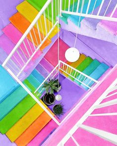 New York Artist Covers Everything In Rainbow Colors Gets Amazing Results. aesthetic New York Artist Covers Everything In Rainbow Colors Gets Amazing Results. Rainbow House, Rainbow Art, Rainbow Colors, Cake Rainbow, Kids Rainbow, Rainbow Crafts, Rainbow Frosting, Rainbow Things, Rainbow Nails