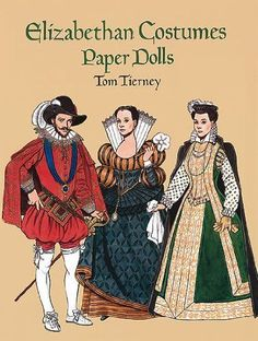 Elizabethan Costume Paper Dolls (History of Costume). World of Books was founded in 2005, recycling books sold to us through charities either directly or indirectly. While we do our best to provide good quality books for you to read, there is no escaping the fact that it has been owned and read by someone else before you. | eBay!