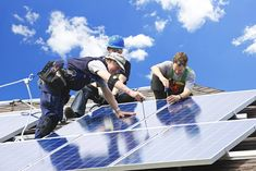 Great info to help you decide if Solar Panels are right for your home.