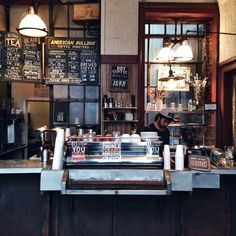 Bowery coffee | New York