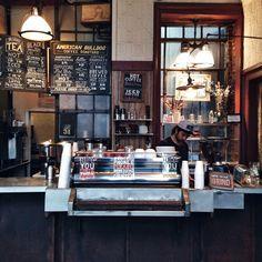 Bowery coffee | New York