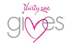 This is why I love Thirty-One... We believe in Her – women and girls. We embrace Her inner beauty and celebrate Her natural gifts. It's our mission to celebrate and empower Her, helping to strengthen Her belief in herself, strengthen Her family, and to lead a purposeful, thriving life. We believe that by empowering Her, we strengthen families and communities and change lives.