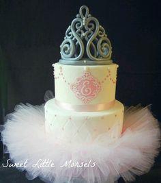 Cómo hacer una base de tul para decorar una torta – Souvenirs Ma Cristina