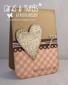 Cards & Things: Cards & Things : Sketch Challenge #105