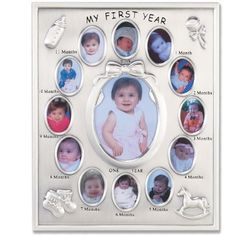 Latest Baby First Year Photo Frame News