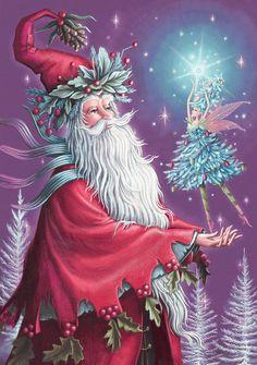 Потрясающей красоты и изящества картинки! И очень праздничные! Благодаря наводке одного из друзей и общими усилиями, нашли и собрали вот такую красоту!))) К Рождеству!