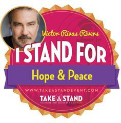Victor Rivas Rivers - actor, athlete, activist and author - has been the national spokesperson for the National Network To End Domestic Violence since 1999. Victor is also the author of the acclaimed bestselling memoir - A PRIVATE FAMILY MATTER. #takeastandevent #domesticviolence #domesticviolenceawareness #domesticviolencesurvivors #sexualassault #rape #NCADV #NRCDV #NNEDV #1billionrising