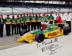 Eliseo Salazar en la Indy Car