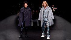 Zoolander Stars Crash Valentino Runway During Paris Fashion Week to Announce Sequel