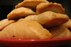 Turkey Hand Pies | A savory meat-filled turnover from Great Britian.