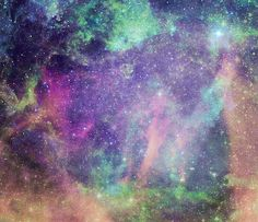 the cosmos for inspiration