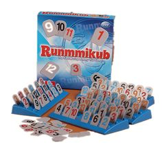 New Classic Table Game Israel Mahjong Gmae Box version the Fast Moving Rummy Tile Game Toys Standard Edition Puzzle Board Games