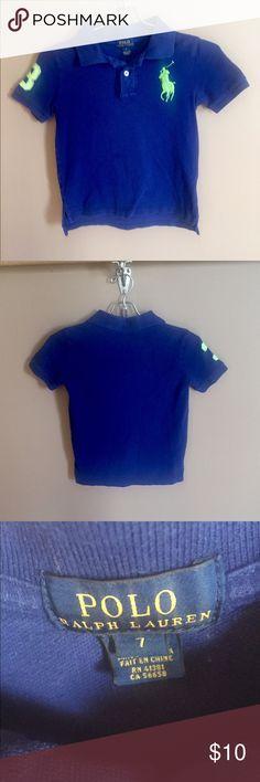 Boys polo shirt Big Logo classic polo Polo by Ralph Lauren Shirts & Tops Polos