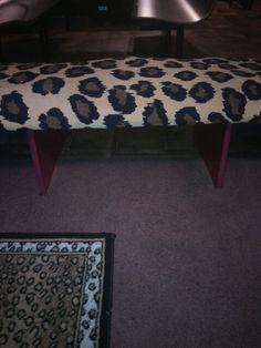 Design bed bench!