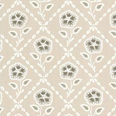 Little Greene Whitehall Wallpaper In Pebble - http://godecorating.co.uk/little-greene-whitehall-wallpaper-pebble/