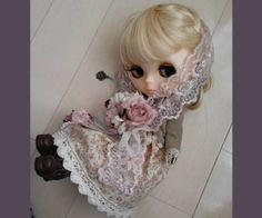 Custom Blythe ☆ Natural ☆ (USED)  Buy her here:   #blythe #blythedolls #kawaii #cute #rinkya #japan #collectibles #neoblythe #customblythe