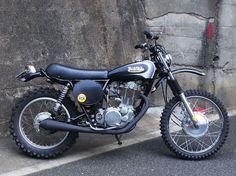 Yamaha SR 400 VMX by Bratstyle