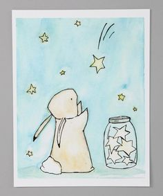 So sweet. :: Catch a Falling Star Wall Art And put it in your pocket! Never let it fade awayyyy (: