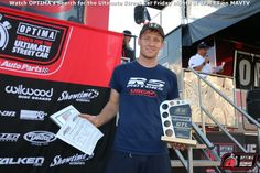 Andy Smedegard will compete in the 2015 #OUSCI after his victory at NCM Motorsport Park